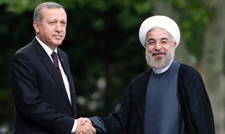 Rouhani & Erdogan