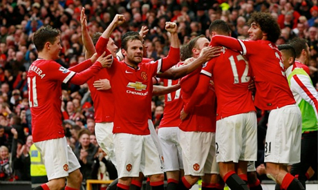 Match Facts Manchester United V Tottenham English Premier