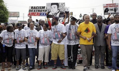 Ferguson March