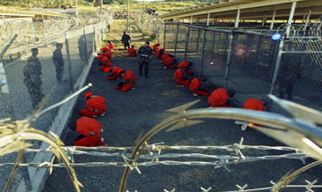 Guantanamo Bay PrisonAP