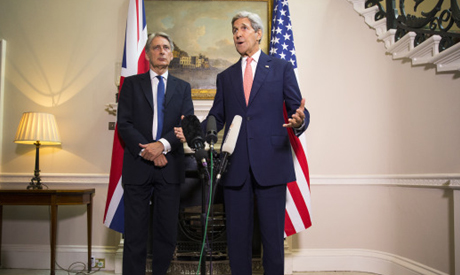 Kerry, Hammond
