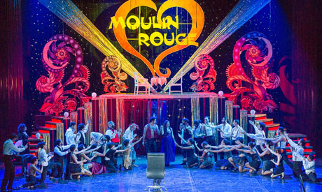 a musical analysis of moulin rouge The use of pop cultural reference and analysis to help draw a character is a  frequent device  particularly as an analysis focusing on the lyrics rather than the  music  the sequence involves zidler, owner and impresario of the moulin  rouge.
