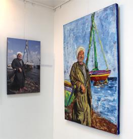 Felucca exhibition