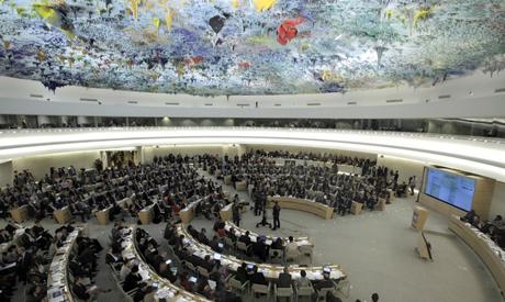 The U.N. Human Rights Council