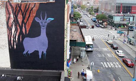 Mural in Harlem