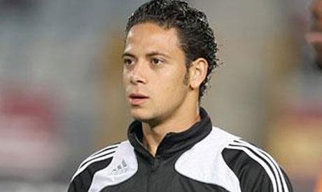 Zamalek midfielder Ibrahim Salah