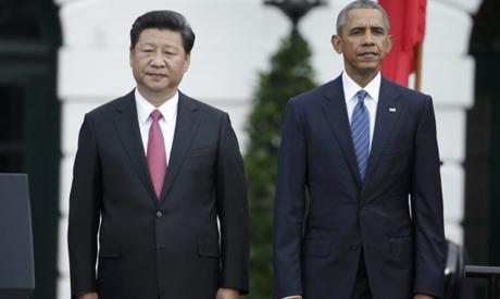 Obama, China