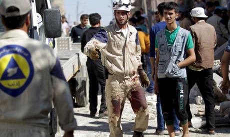 Syrian strikes
