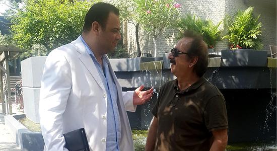 Ahmed Atef, Majid Majidi