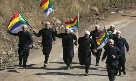 Members of the Druze Community