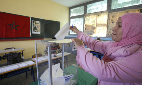 elections in Morocco