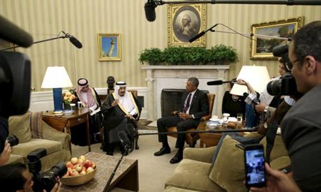 Salman, Obama