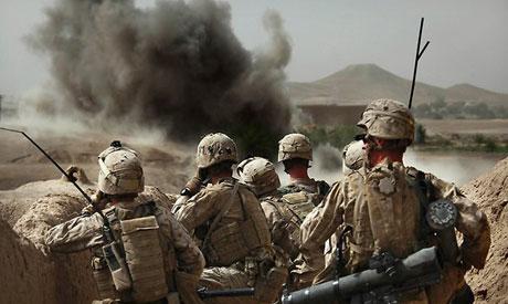 Air Strikes in Afghanistan