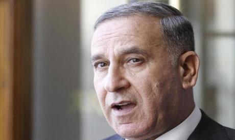 Iraqi Defence Minister Khaled al-Obeidi