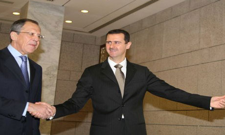 Russia Stance on Syria, Assad