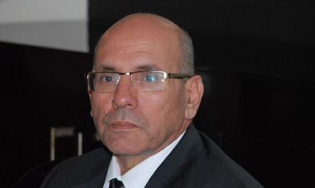 Agriculture minister Salah Helal