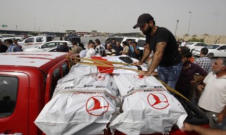 Iraqi migrants