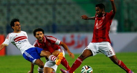 Egyptian giants Ahly and Zamalek