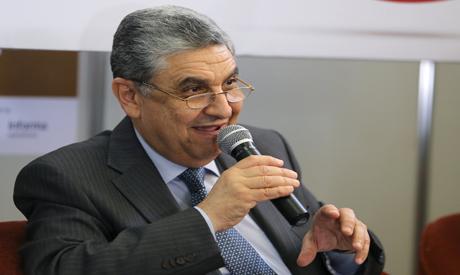 Electricity Minister Mohamed Shaker
