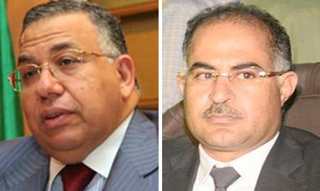 Mahmoud El-Sharif and Soliman Wahdan
