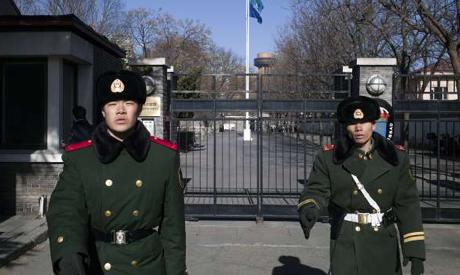 China-Sweden politics