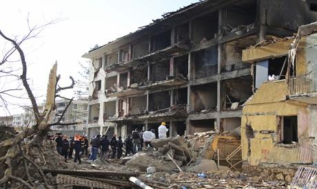 PKK Attack