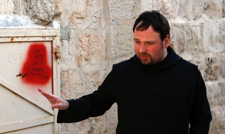 Father Nikodemus Schnabel