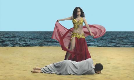 I Saved my Belly Dancer