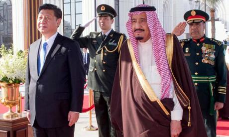 Saudi Arabia, China