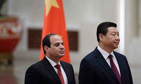 Sisi and Jinping