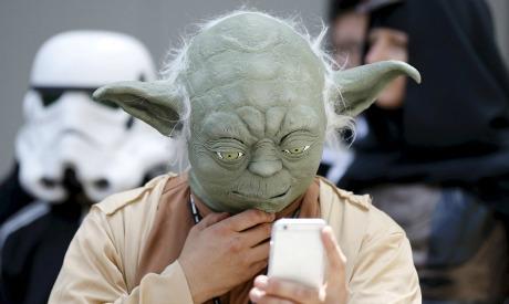 a yoda from star wars