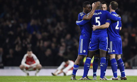 Chelsea players (reuters)
