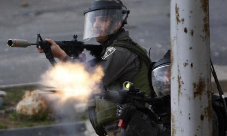 Israeli occupations soldiers