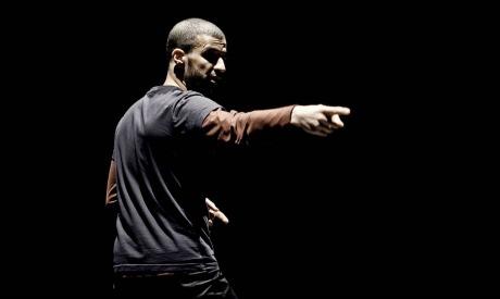 Iraqi-Swedish theatre director Anmar Taha
