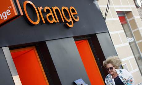 Orange Egypt signs 4G licence deal worth $484 mln