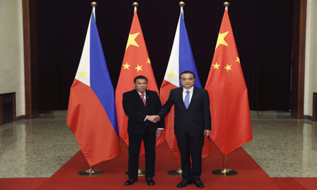 Philippines and China to resume South China Sea talks