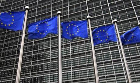 EU flages