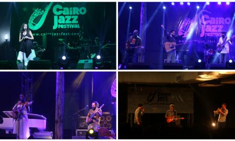 8th Cairo Jazz Festival