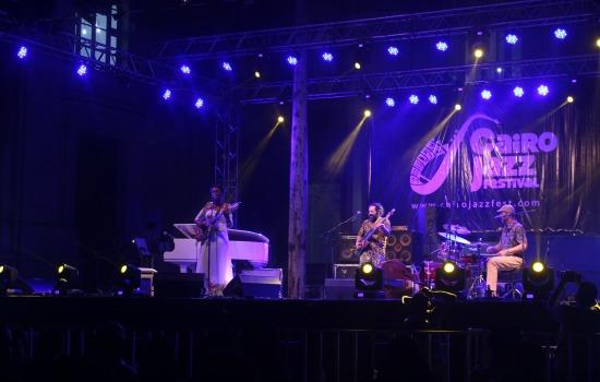 Carmen Souza & TheoPascal Trio