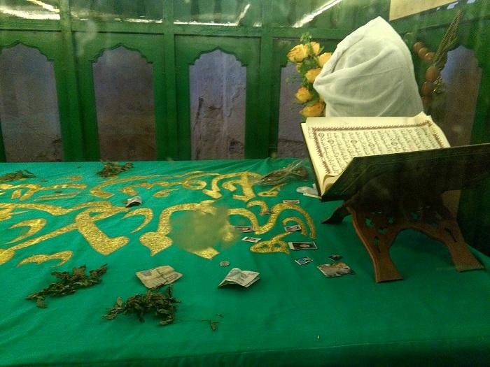 Al-Gaafari shrine
