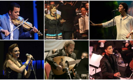 25th Arab Music Festival