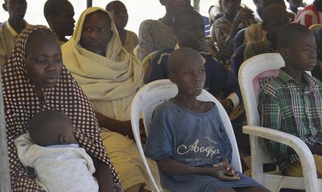 Boko Haram victims