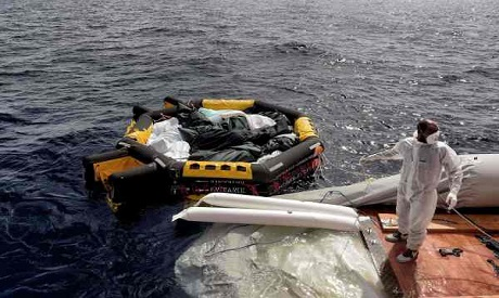 Libya-EU migrant crisis