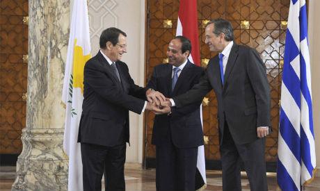 Egypt and Greece