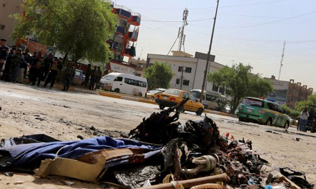 Iraqi attack