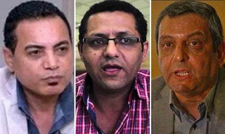 Egypt jails press union chief for spreading false news