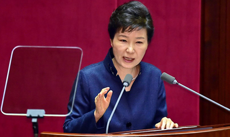 South Korean ex-presidential aide arrested in political scandal - Yonhap