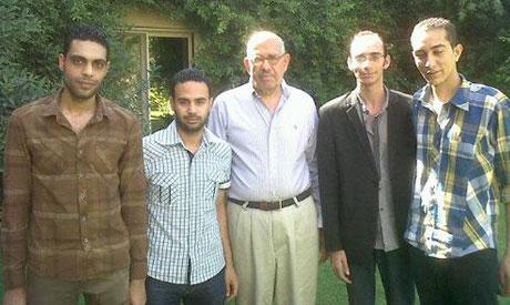 ElBaradei and Tamarod