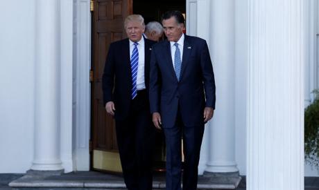 Trump & Romney