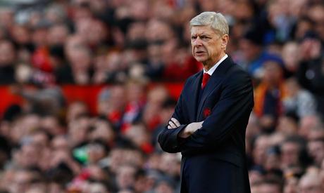 Arsenal manager Arsene Wenger (Reuters)